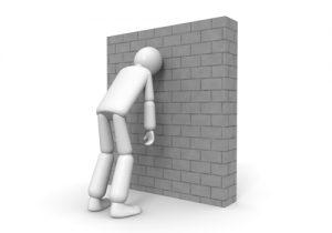 心理的な壁