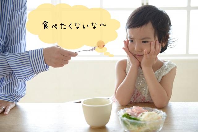 子どもごはん食べない