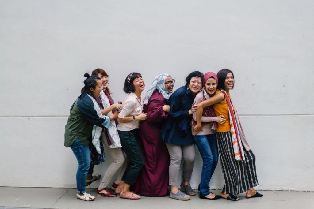 casual-diversity-female